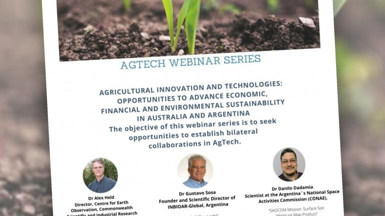inbioar Red de Científicos Argentinos en Australia (RCAA)