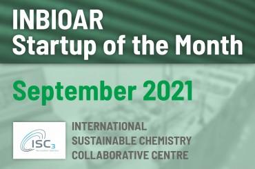 inbioar startup of the month 2021